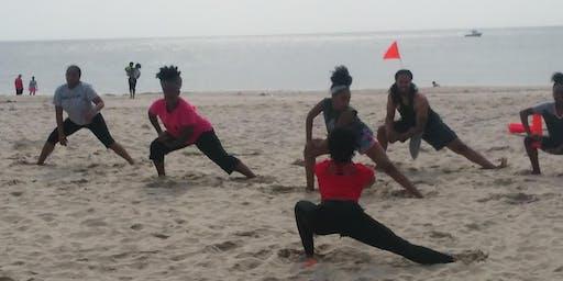 Beach Bum Boot Camp