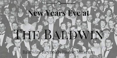 New Years at the Baldwin!