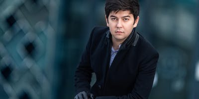 Park ICM Distinguished Alumni Series presents, Behzod Abduraimov