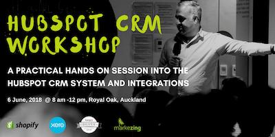 Practical hands-on workshop to setup Hubspot CRM in your XERO practice