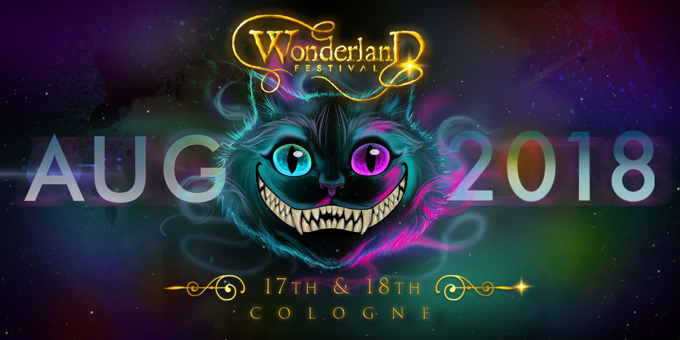 Wonderland Festival 2018 I Cologne