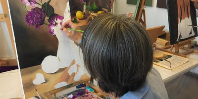 CORSO DI PITTURA | Oil Painting Course