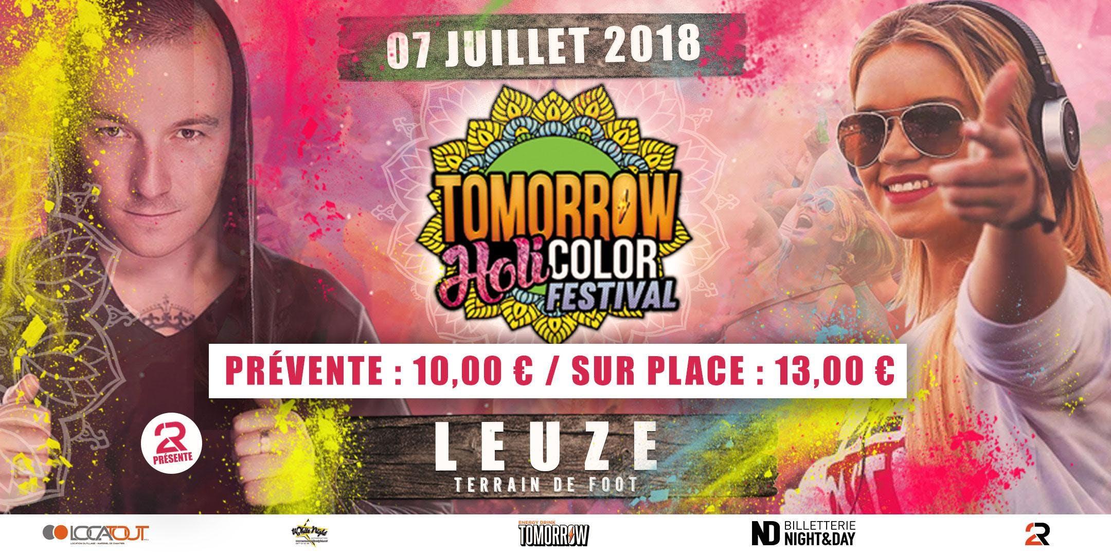 Tomorrow Holi Color Festival