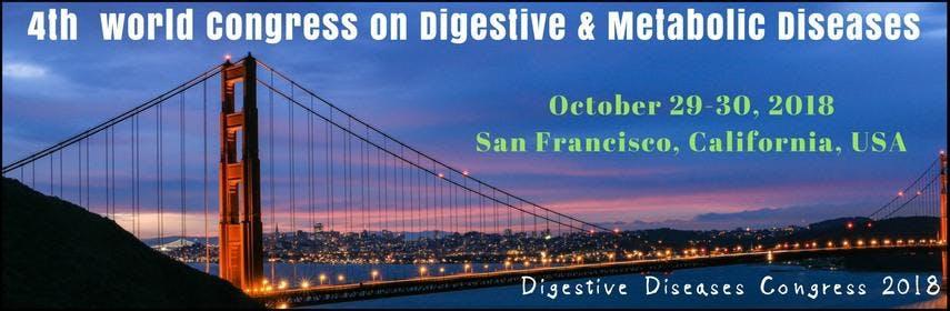 4th World Congress on Digestive & Metabolic D