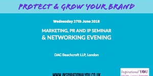 Protect and grow your brand - IP, digital and global...