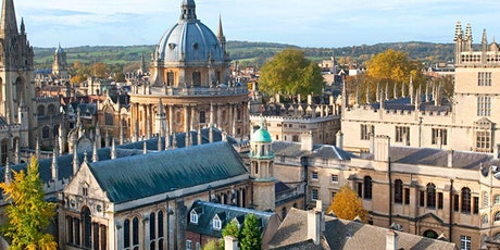 2020 Oxford Real Estate Conference tickets