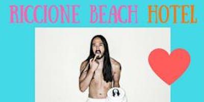 Steve Aoki Altromondo Studios 2018 - Hotel Low Cost a Riccione Beach Hotel