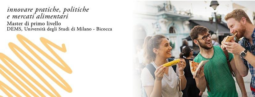Master Cibo & Società - Presentazione Milano