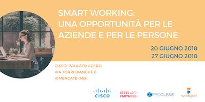 Smart Working: Una Opportunità per le Aziende e per le Persone