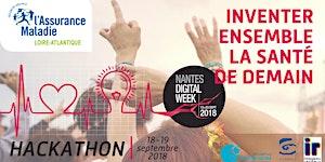 HACKATHON 18-19 Septembre 2018 à la CPAM de Nantes