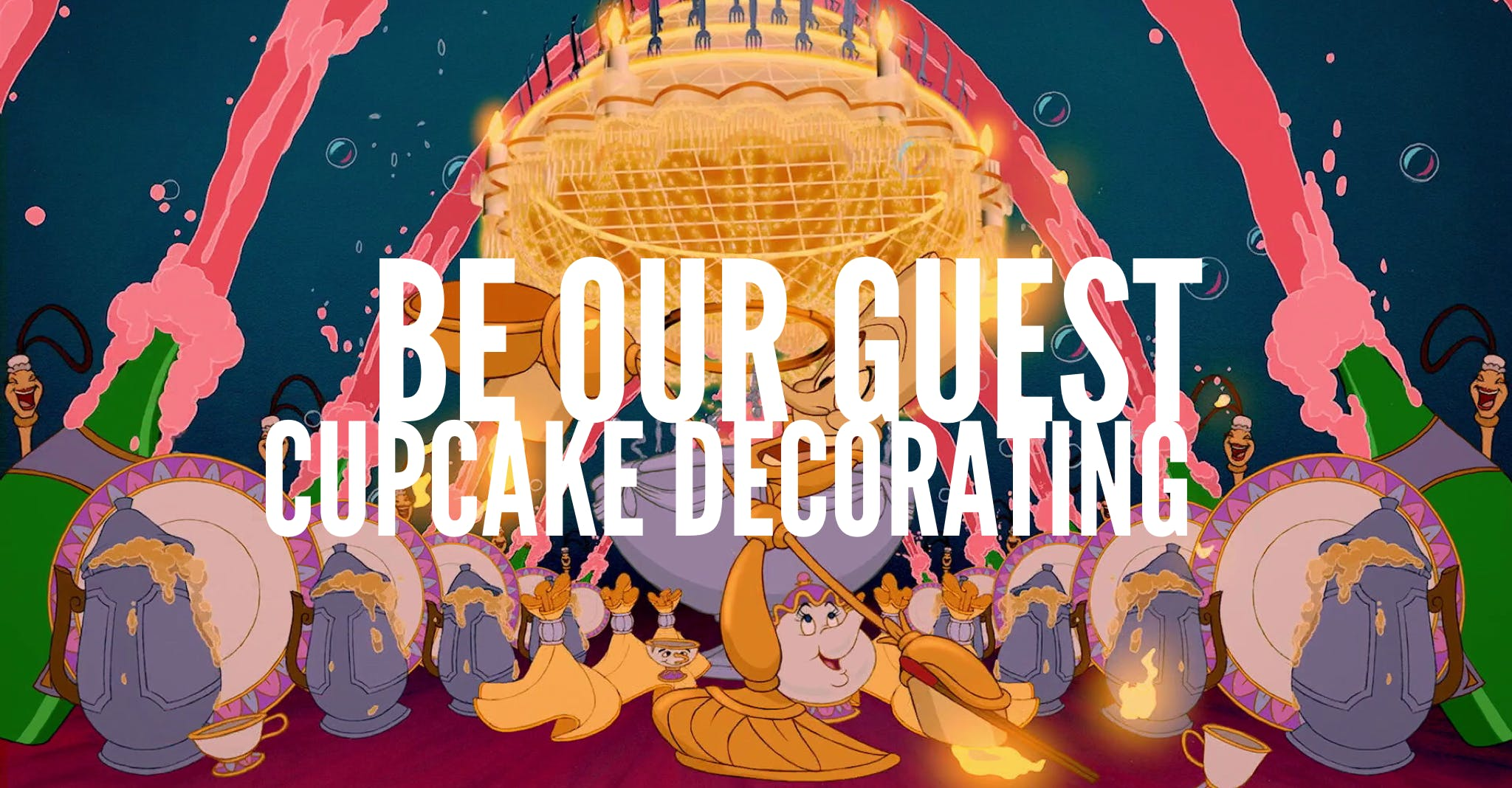 Be Our Guest: Cupcake Decorating (Long Island