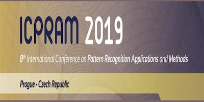 ICPRAM 2019 - 8th International Conference on Pattern Recognition Applications and Methods (ins) AS