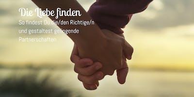 """Intensiv-Seminar """"Die Liebe finden"""""""