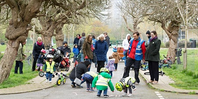 Finsbury Park Wheely Tots:Parent & Toddler session