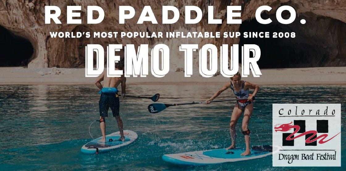 Red Paddle Co Demo Tour - Denver, CO (Colorad