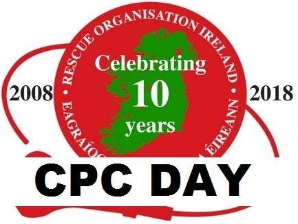 Rescue Organisation Ireland CPC Training Day - Carrick-on Shannon