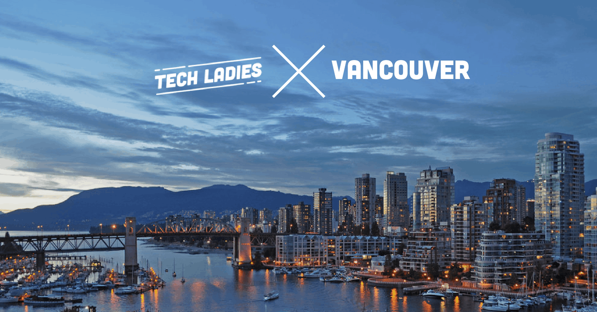 Tech Ladies Vancouver Mix + Mingle with Later