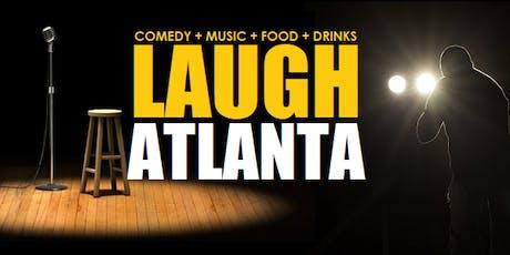 Laugh Atlanta Comedy Fest tickets