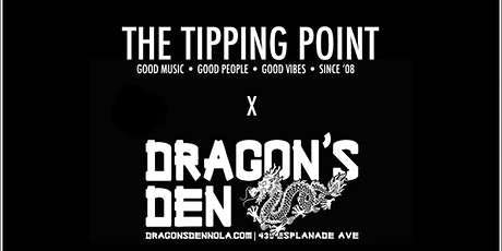 The Tipping Point with DJ RQ Away tickets