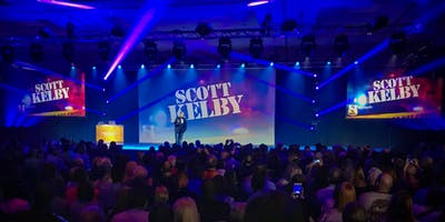 Photoshop World Conference 2019 East | Photography, Photoshop and Lightroom Conference | Produced by KelbyOne | Sponsored by Adobe