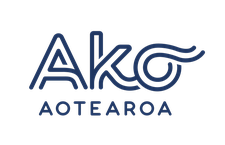 Ako Aotearoa Central Hub logo