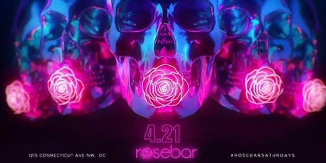 Rosebar Saturdays tickets