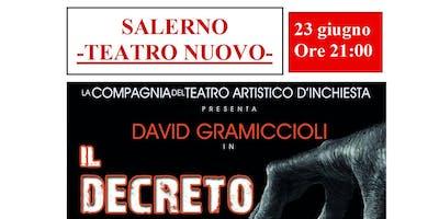 IL DECRETO - David Gramiccioli