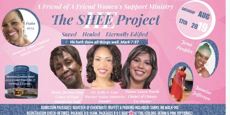 The SHEE Project Conference tickets