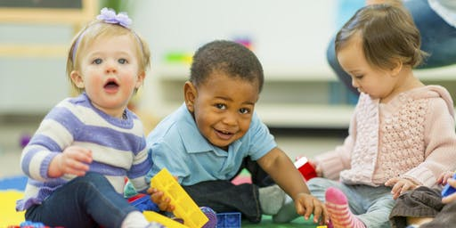 Drop-In Play (Birth – 5 years)—Mondays and Thursdays 10:00 am – 12:00 pm