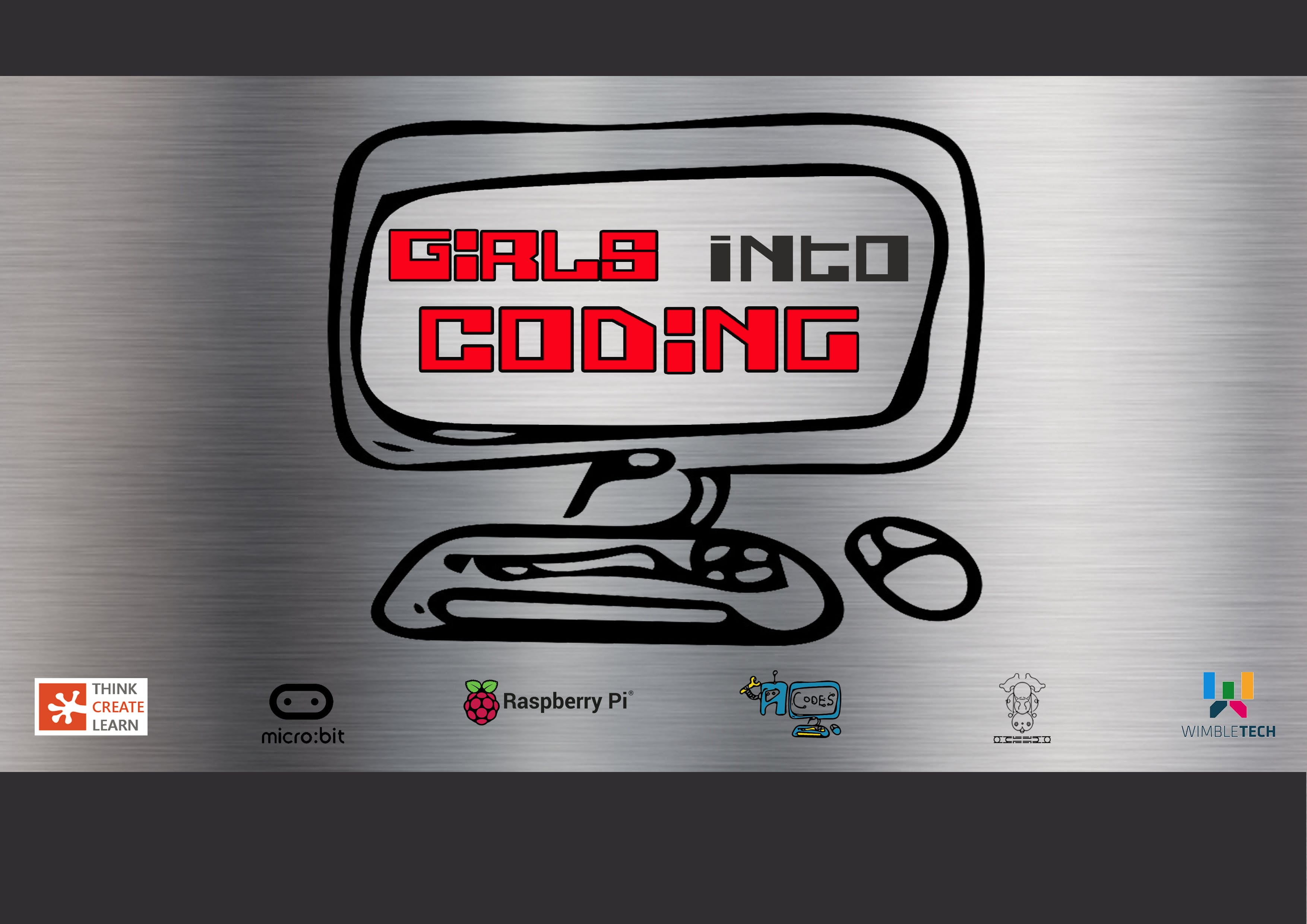 Girls Into Coding - Join us & Get involved!