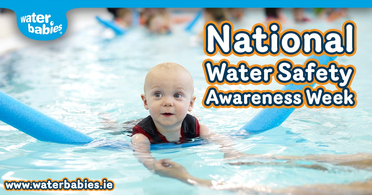 Water Babies Free Water Safety & First Aid Talk - Kilkenny