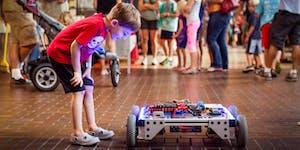 Glasgow Mini Maker Faire 2018