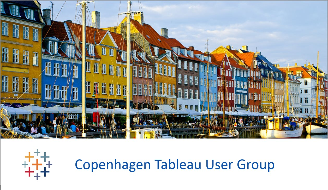 Copenhagen Tableau User Group