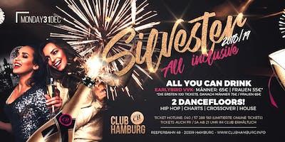 Silvester All Inclusive - 2018/2019 - Club Hamburg