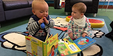 Tuffley Library - Baby Bounce and Rhyme tickets