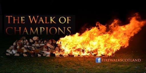 Walk Of Champions l - FireWalking Empowerment Seminar