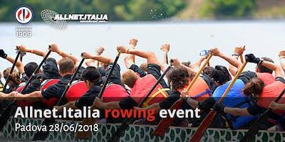 Allnet.Italia Rowing Event - Canottieri Padova