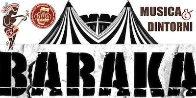 Cirque Baraka @ Baladin Open Garden 22/07