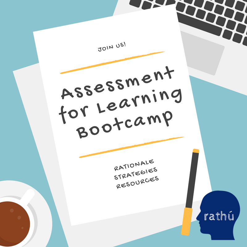 Assessment for Learning Bootcamp - Galway Education Centre