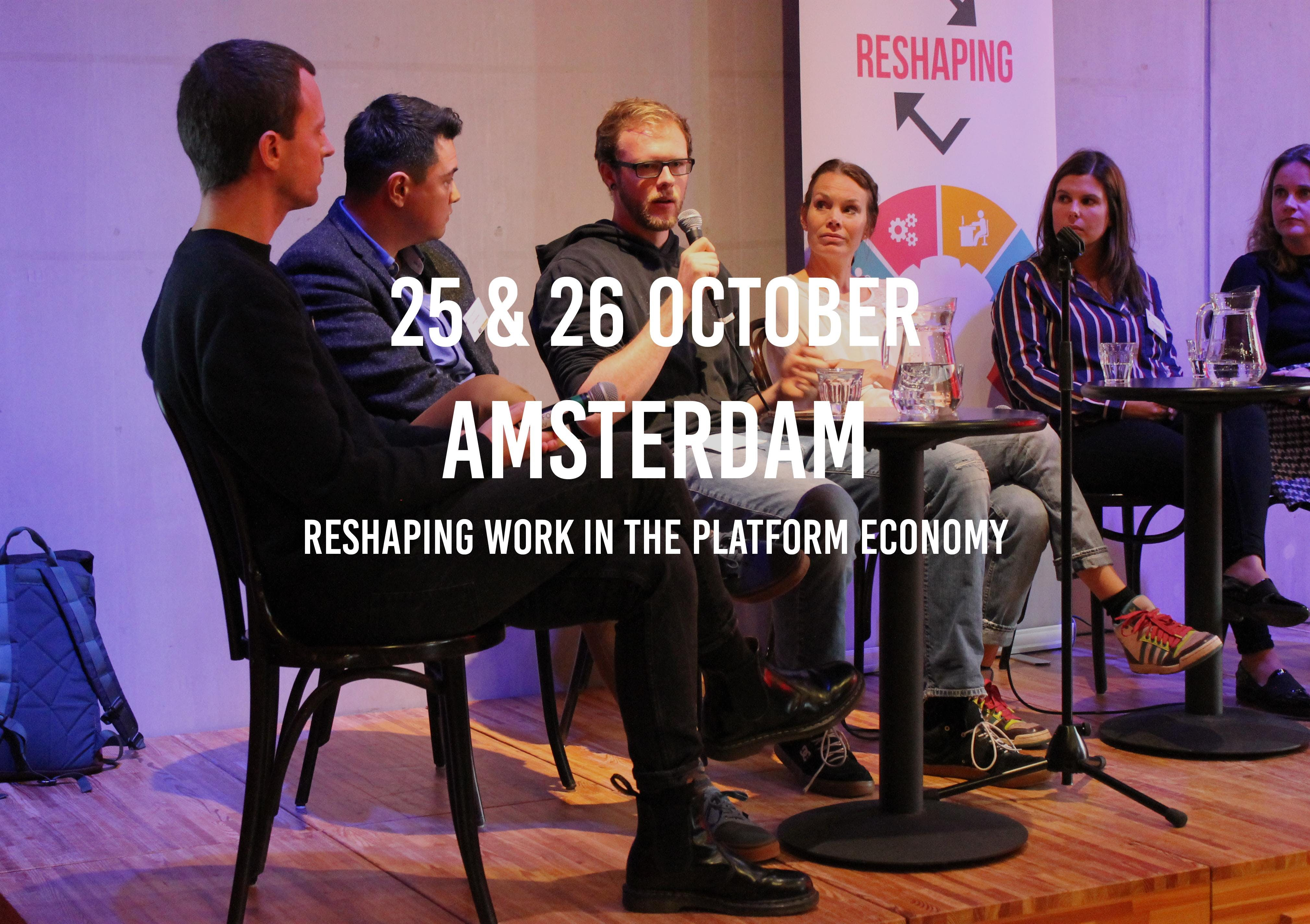 Reshaping Work Conference