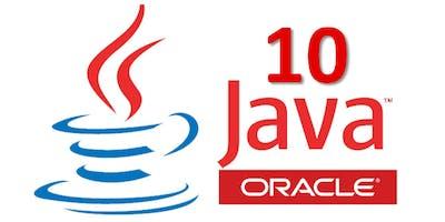 Java 10 & Novità : Moduli, performances, docker awareness