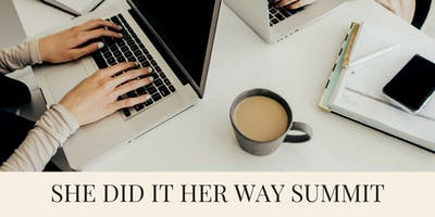 She Did It Her Way Summit 2019