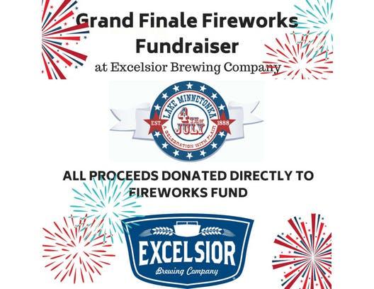 Grand Finale Fireworks Fundraiser