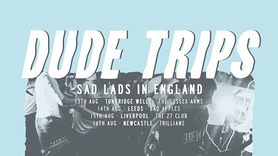 Dude Trips Plus Guests