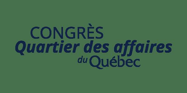 Congrès Quartier des affaires du Québec 2018