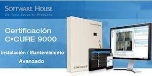Certificación AVANZADA C•CURE 9000 v2.70 - Bogota -...