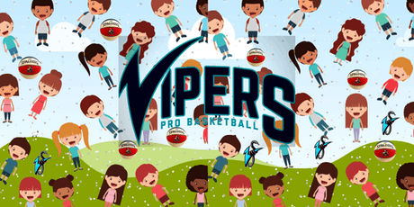 Vipers Kids Club - Sign up  tickets