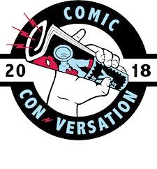 Comic Con-versation Programs and Events logo