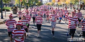 2018 Waldo Waldo 5K Grand Finale Costumed Walk & Fun...
