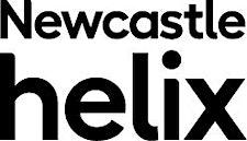 Newcastle Helix logo